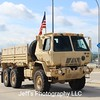 US Army Reserve 298th Maintenance Company Medium Tactical Vehicle