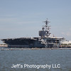 Aircraft Carrier USS George HW Bush CVN-77