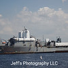 Dock Landing Ship USS Carter Hall LSD-50
