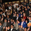 New Citizens taking the Oath of Admission.<br /> Sentinel & Enterprise / Jim Fay