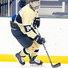 USNA Men's Hockey vs Drexel at the McMullen Hockey Arena in Annapolis, Maryland on 11/17/2017. (Photo by Michael McSweeney for USNA).