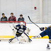 USNA Men's Hockey vs JCU at the Brigade Sports Complex  in Annapolis, Maryland on 11/20/2016. (Photo by Michael McSweeney/USA Warriors).