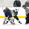 USNA Men's Hockey vs MSU at the Brigade Sports Complex  in Annapolis, Maryland on 12/3/2016. (Photo by Michael McSweeney/USA Warriors).