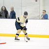 USNA Men's Hockey vs William Paterson at the McMullen Hockey Arena in Annapolis, Maryland on 10/15/2017. (Photo by Michael McSweeney for USNA).