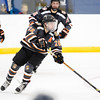 USNA Men's Hockey vs William Paterson at the McMullen Hockey Arena in Annapolis, Maryland on 10/14/2017. (Photo by Michael McSweeney for USNA).