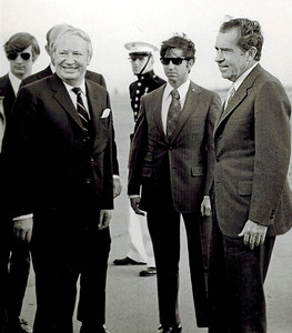 President Nixon - Bermuda
