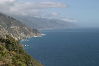 Big Sur, March 2008
