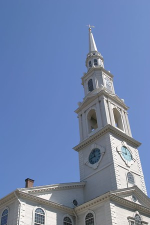 Providence, April 2005