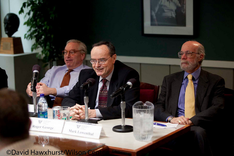 Book Discussion: The National Security Enterprise: Navigating the Labyrinth<br /> <br /> Speaker(s): Harvey Rishikof, Roger George
