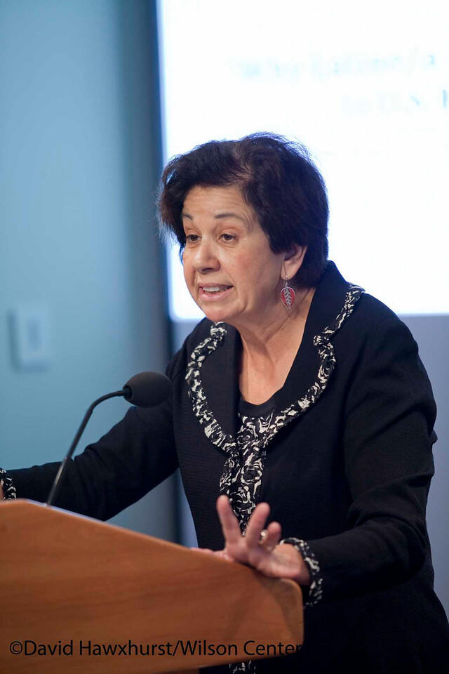 Why Latino/a History Matters to US History?<br /> <br /> Speaker(s): Vicki Ruiz