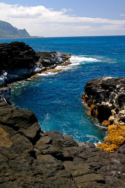 Queens Bath, Kauai HI