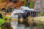 Mabry Mill, Blue Ridge Parkway, Va.