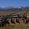 Farm Equipment, Mts., Sky