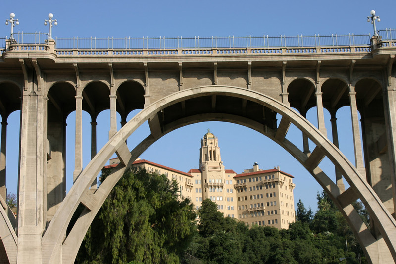 Colorado Blvd. Bridge / US Court House