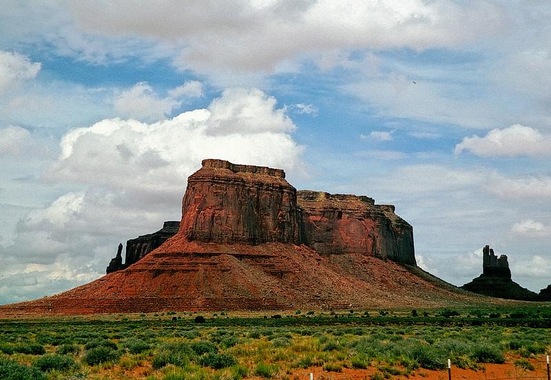 Monument Valley   Four Corners, Arizona
