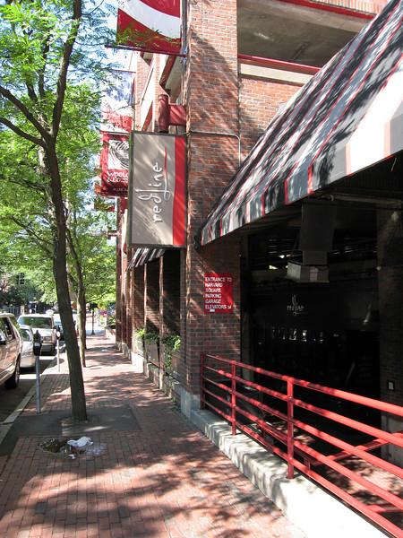 JF Kennedy Street - Cambridge, Massachusetts