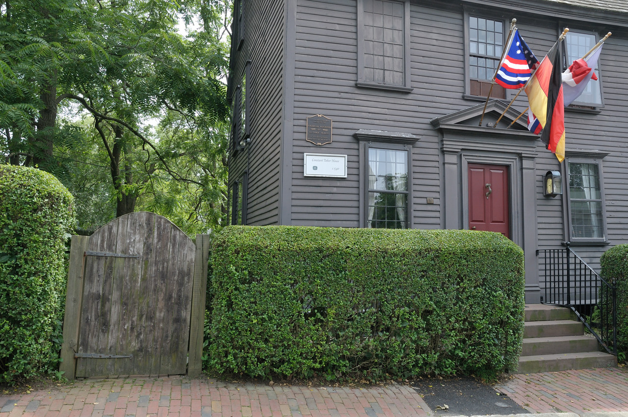 Historic house - Newport, Rhode Island
