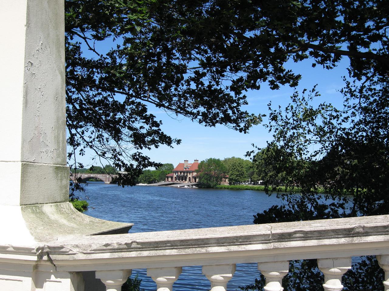 Harvard boat house - Boston, Massachusetts