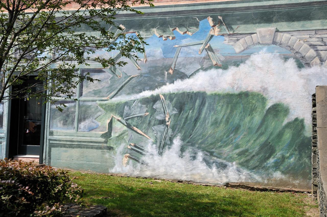 Mural - Newport, Rhode Island
