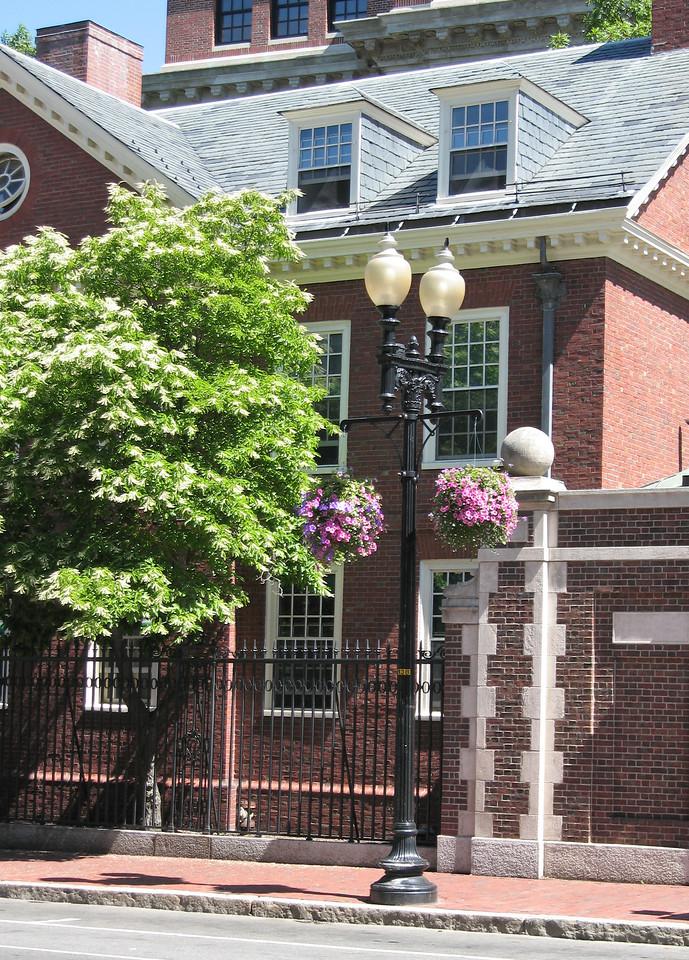 Harvard Square - Cambridge, Massachusetts