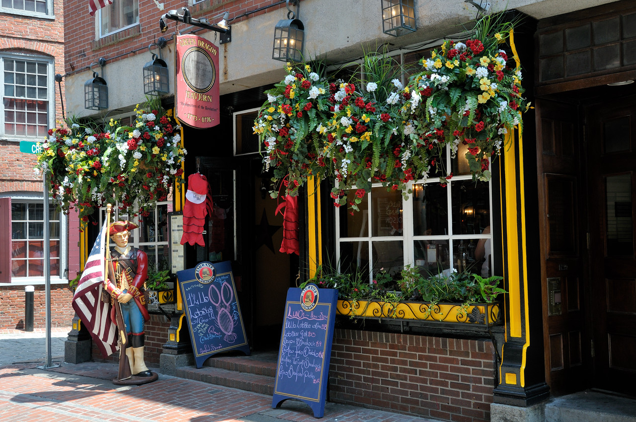 Tavern - downtown Boston