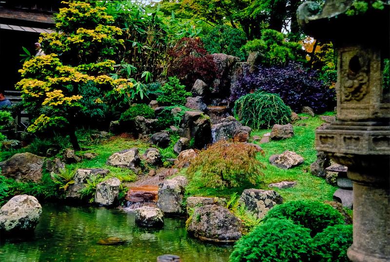 Tea Garden   Golden Gate Park   San Francisco, California
