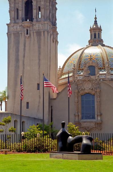 Museum of Man   Balboa Park   San Diego, California