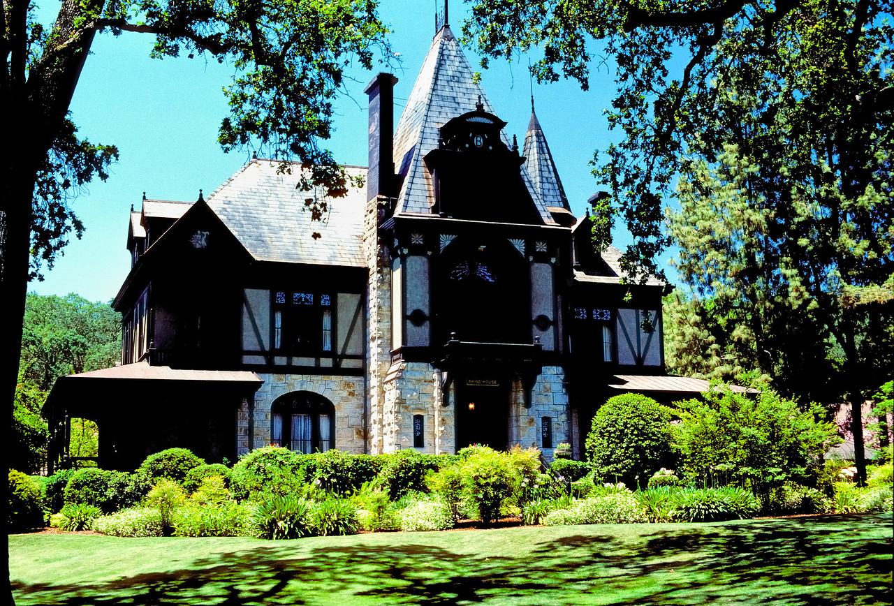 Rhine House   St. Helena, California