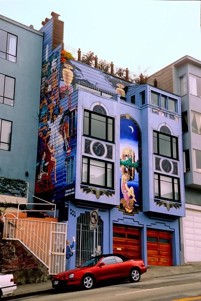 North Beach   San Francisco, California