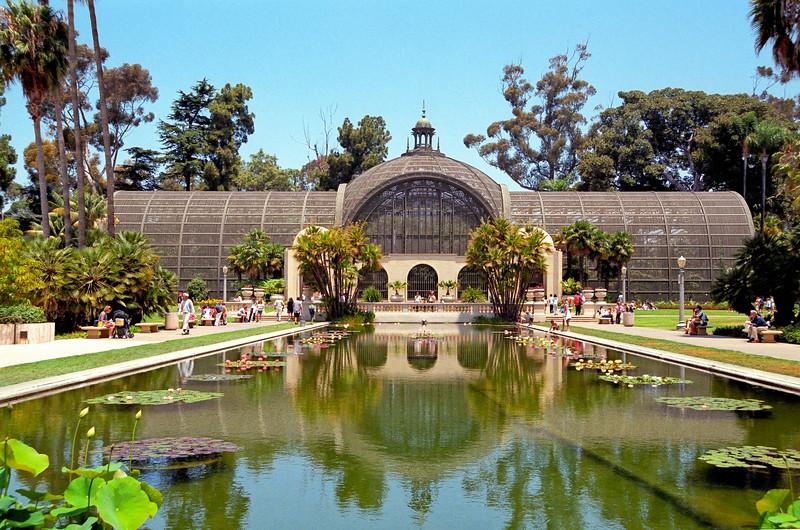 Arboretum - Balboa Park - San Diego, California