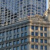 Wrigley Building detail - Chicago, Illinois