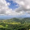 Pali Overlook panorama   Oahu, Hawaiii
