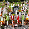 Gravesite  Imiola Church  Waimea  The Big Island, Hawaii