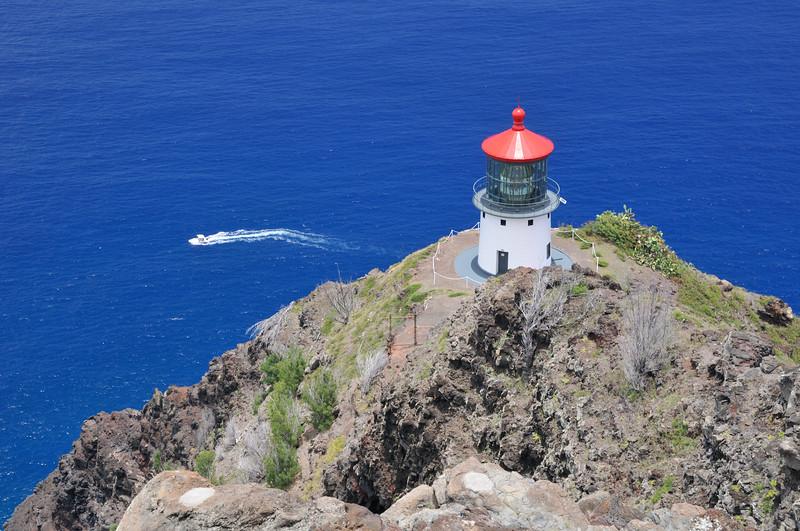 Makapuu Lighthouse   Oahu, Hawaii