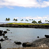 From the champions' tee    #15 Francis Brown South Course  The Big Island, Hawaii