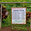 The weather forecast   Kauai, Hawaii
