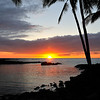 Sunset from the Fairmont Orchid  The Big Island, Hawaii