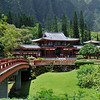 Byodo In Temple  Oahu, Hawaii