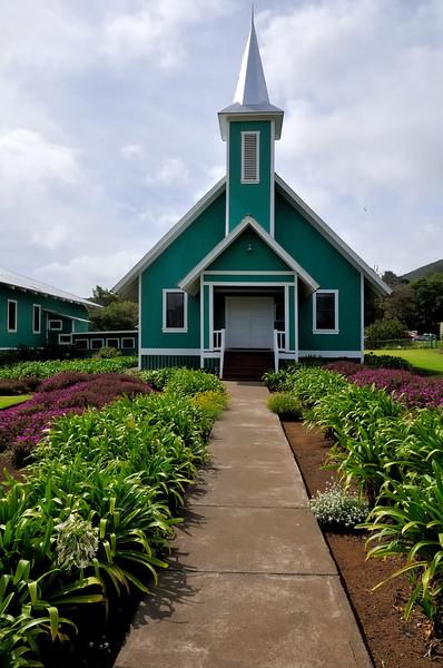 Ke Ola Mau Loa Church  Waimea   The Big Island, Hawaii