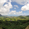 Pali Overlook   Oahu, Hawaii