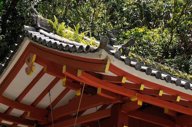 Byodo In Temple  Oahu, Hawaii