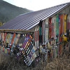 Warm Springs shed - Ketchum, Idaho