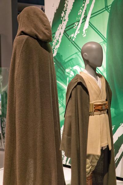 Jedi knight attire