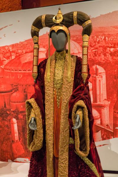 Padme Amidala's Court gown