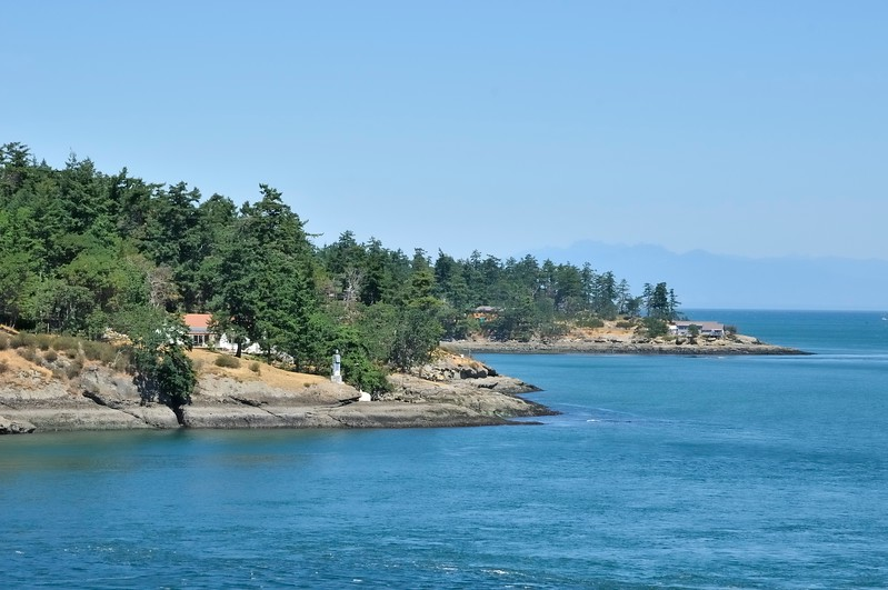 Isolated existence on the Salish Sea