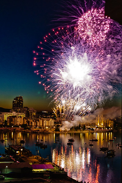 July 1, 2016 Canada Day in Victoria, BC
