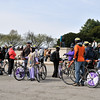 Cherry blossom bike tour - Washington, DC