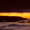 1993 - Sunset - Devil's Knob Overlook - Wintergreen, Virginia