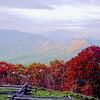 2007 - Fall overlook - Wintergreen, Virginia