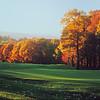 Devil's Knob Golf Course - #9 green - Wintergreen, Virginia